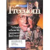 Cover Print of Americas 1st Freedom, June 2003
