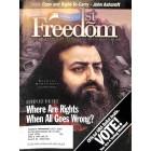 Americas 1st Freedom, March 2001