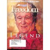 Cover Print of Americas 1st Freedom, March 2003