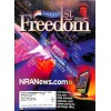 Cover Print of Americas 1st Freedom, March 2007