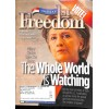 Cover Print of Americas 1st Freedom, March 2009