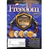 Cover Print of Americas 1st Freedom, March 2015