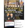 Cover Print of Americas 1st Freedom, November 2004
