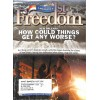 Cover Print of Americas 1st Freedom, November 2005