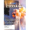 Cover Print of Americas 1st Freedom, October 2001