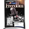 Cover Print of Americas 1st Freedom, October 2007