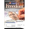 Cover Print of Americas 1st Freedom, October 2012