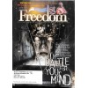 Cover Print of Americas 1st Freedom, September 2001
