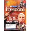 Cover Print of Americas 1st Freedom, September 2004