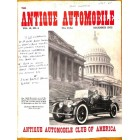 Cover Print of Antique Automobile, December 1952