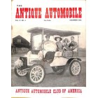 Antique Automobile, December 1953