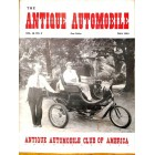 Antique Automobile, Fall 1954