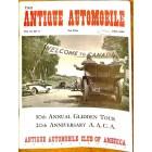 Antique Automobile, Fall 1955