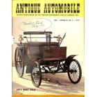 Antique Automobile, March 1962