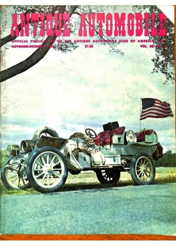 Antique Automobile, November 1966