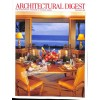 Cover Print of Architectural Digest, December 2005