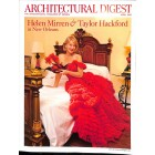 Architectural Digest, April 2007