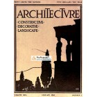 Architecture, January, 1914. Poster Print.