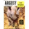 Cover Print of Argosy, June 1954