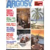 Cover Print of Argosy, October 1972