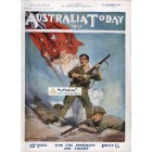 Australia Today, November 11, 1916. Poster Print.