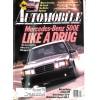 Automobile, April 1992