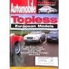 Automobile, August 1998