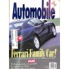 Cover Print of Automobile, February 1993