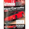 Cover Print of Automobile, February 1997