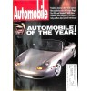 Cover Print of Automobile, February 1998