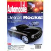 Cover Print of Automobile, February 2001