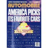 Cover Print of Automobile, January 1988