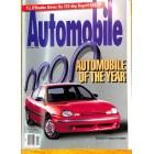 Automobile, January 1994