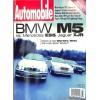 Cover Print of Automobile, January 1999