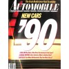 Cover Print of Automobile, October 1989