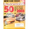 Automobile, September 2002