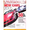 Cover Print of Automobile, September 2004