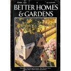 Cover Print of Better Homes and Gardens, April 1931