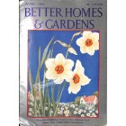 Cover Print of Better Homes and Gardens, April 1933