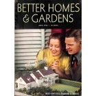 Cover Print of Better Homes and Gardens, April 1936