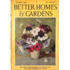 Cover Print of Better Homes and Gardens, August 1931