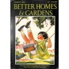 Cover Print of Better Homes and Gardens, August 1933