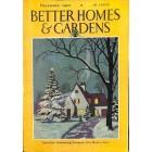 Better Homes and Gardens, December 1930
