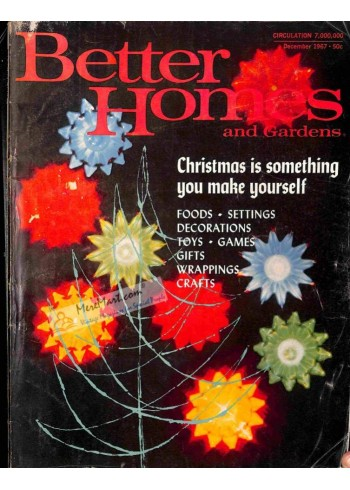 Better Homes and Gardens, December 1967