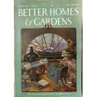 Cover Print of Better Homes and Gardens, February 1930