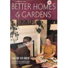 Cover Print of Better Homes and Gardens, February 1938
