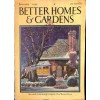 Cover Print of Better Homes and Gardens, January 1929