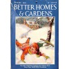 Cover Print of Better Homes and Gardens, January 1934