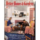 Cover Print of Better Homes and Gardens, January 1942