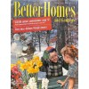 Cover Print of Better Homes and Gardens, January 1956